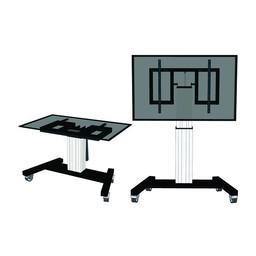 Newstar M2500TSILVER Elektrische TV Standaard