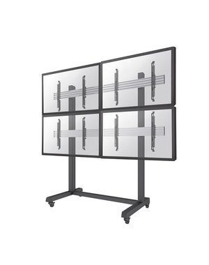 NeoMounts Pro NMPRO-M22 Verrijdbare Videowall Standaard
