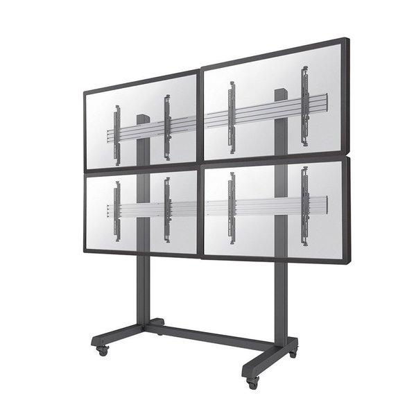Neomounts by Newstar NMPRO-M22 Verrijdbare Videowall Standaard