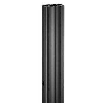 Vogel's SET T 2022 Black - 207 cm Verrijdbare TV Standaard