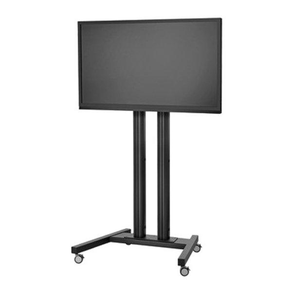 Vogel's SET TD 1884 Black - 188 cm Verrijdbare TV Standaard