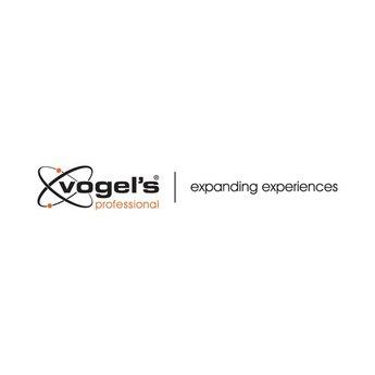 Vogel's SET T 1864 Black - 187 cm Verrijdbare TV Standaard