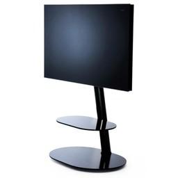 L&C Design Screen Tower Zwart TV Standaard