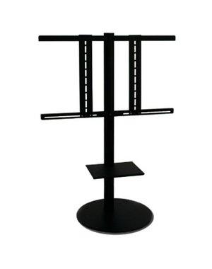 L&C Design Pedestal 1 Zwart TV Standaard