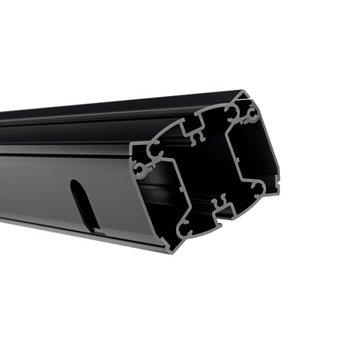 Vogel's SET F 2064 BLACK - 192 CM TV STANDAARD