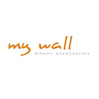 MyWall HP100 TV Vloerstandaard Zwart