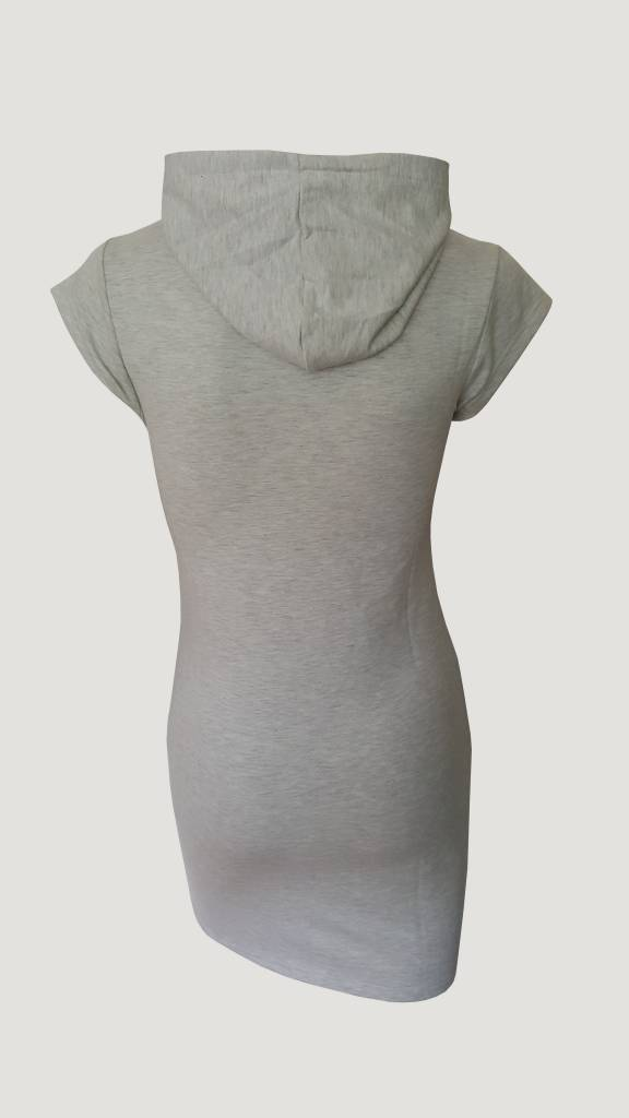 Paris Dress Grey