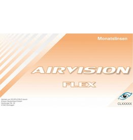 Airvision Flex 6er Box (Biomedics 55 UV)
