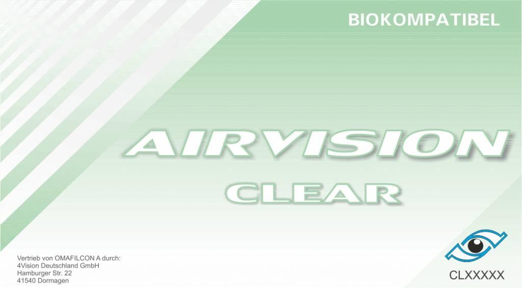 Airvision Clear 6er Box (Proclear)