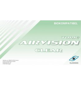 Airvision Clear toric 3er Box (Proclear Toric)