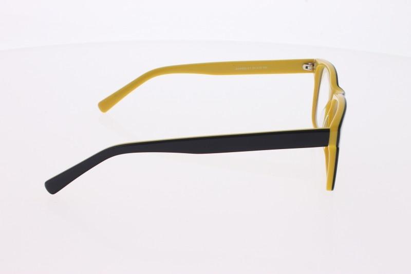 OAM 602 schwarz/gelb