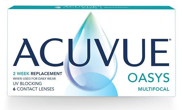 Acuvue Oasys Multifocal 6er Box