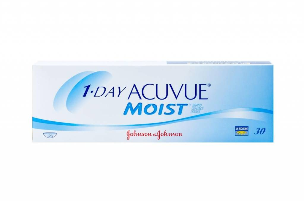 Acuvue 1-Day Moist 30er Box