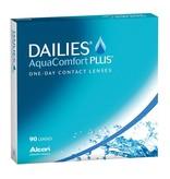 Focus Dailies Aqua Comfort Plus 90er Box