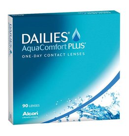 Focus Dailies Aqua Comfort Plus 90er Box