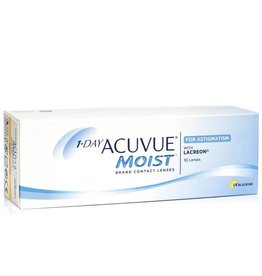 Acuvue 1-Day Moist for Astigmatism 30er Box