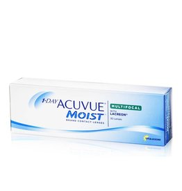 Acuvue 1-Day Moist Multifocal 30er Box