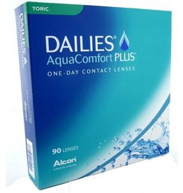 Focus Dailies Aqua Comfort Plus Toric 90er Box