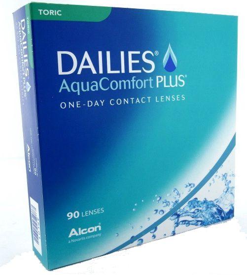 Focus Dailies Aqua Comfort Plus Toric 90er Box