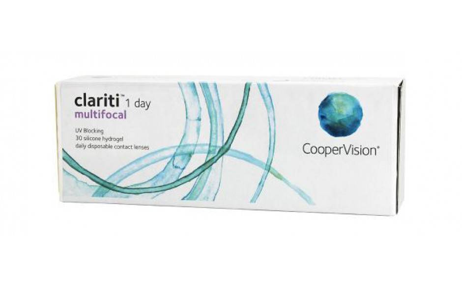 Clariti 1-Day Multifocal 30er Box