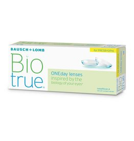 Biotrue One Day Lenses for Presbyopia 30er Box