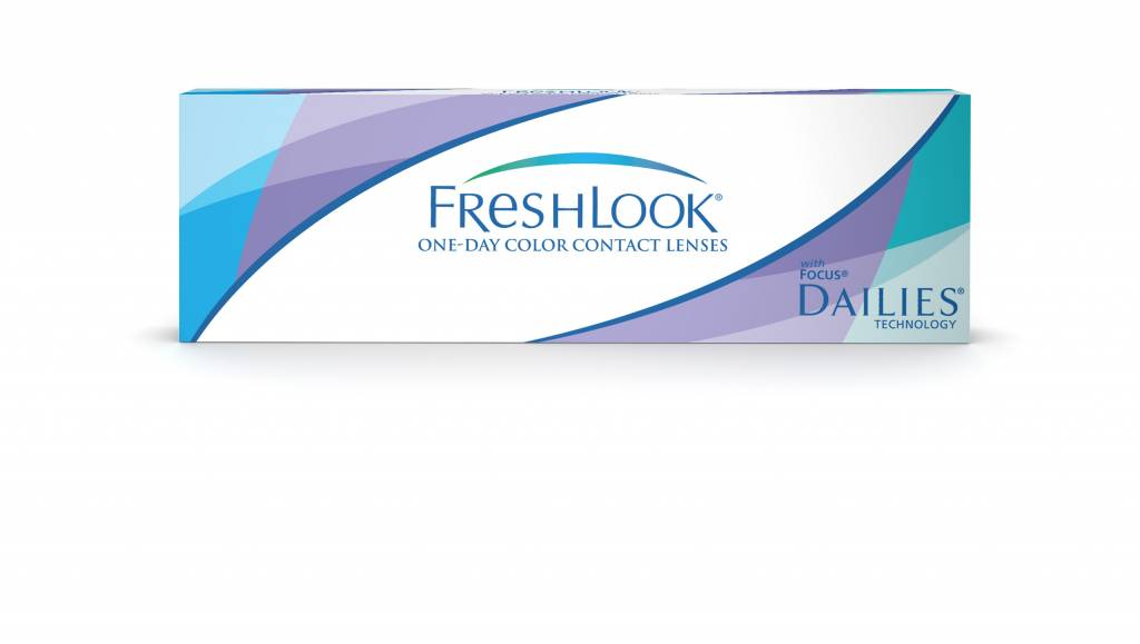 FreshLook One Day Tages-Farblinsen 10er Box