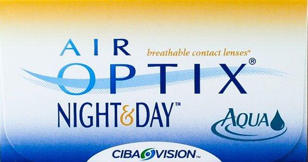 Air Optix Night&Day Aqua 3er Box