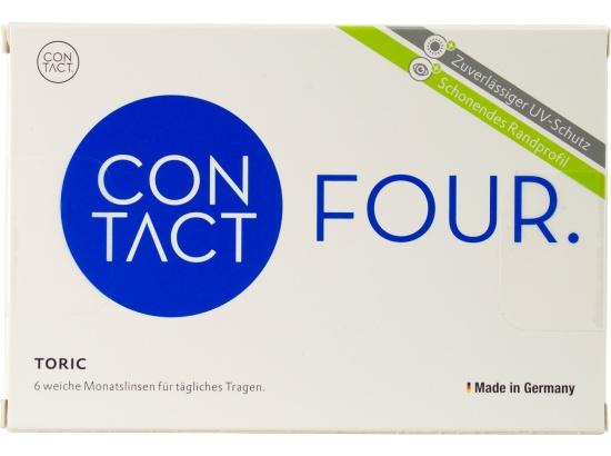 Contact Four Toric 6er Box