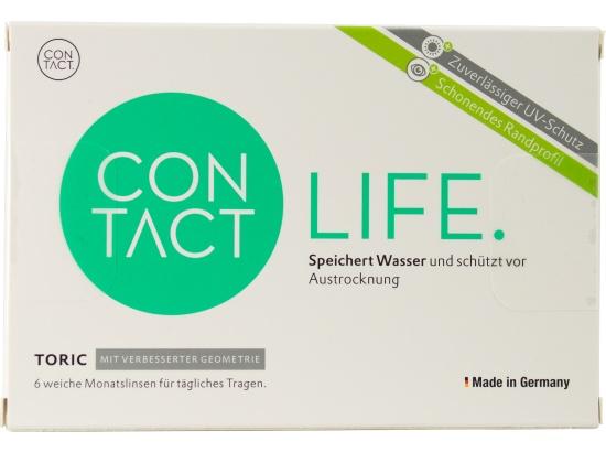 Contact Life Toric 6er Box