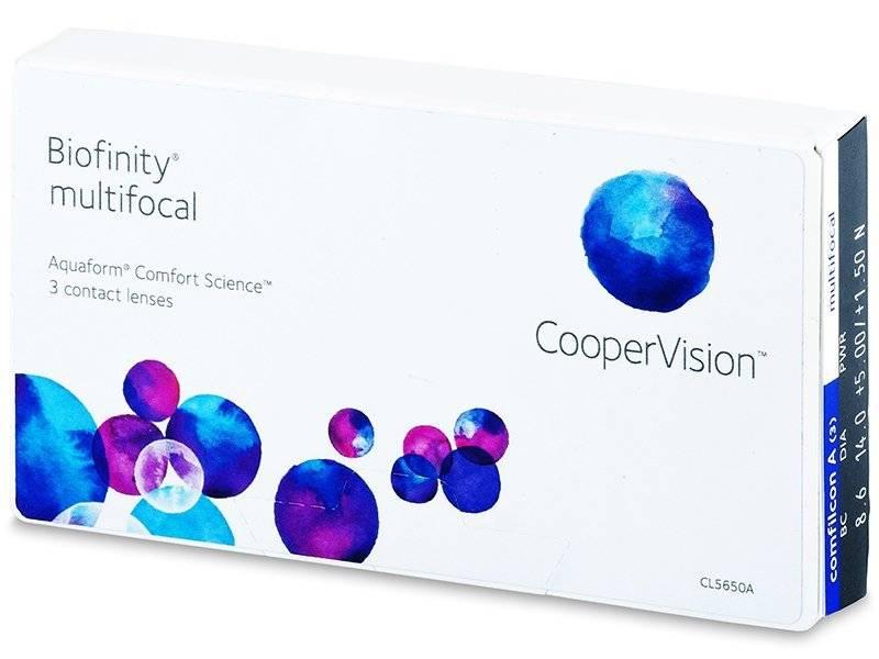 Biofinity Multifocal 3er Box
