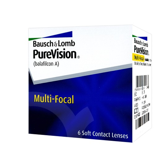 PureVision Multifocal 6er Box