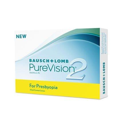 PureVision 2 HD for Presbyopia 3er Box