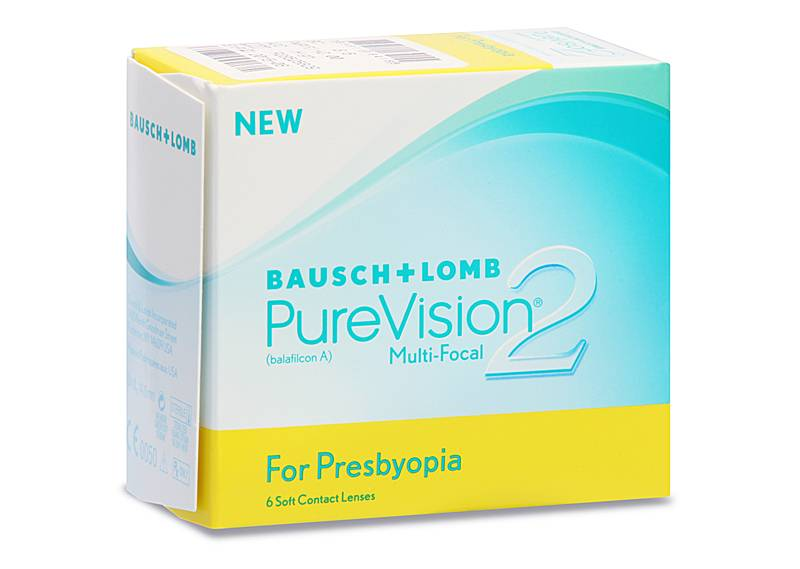 PureVision 2 HD for Presbyopia 6er Box