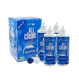 All Clean Soft 4x350ml