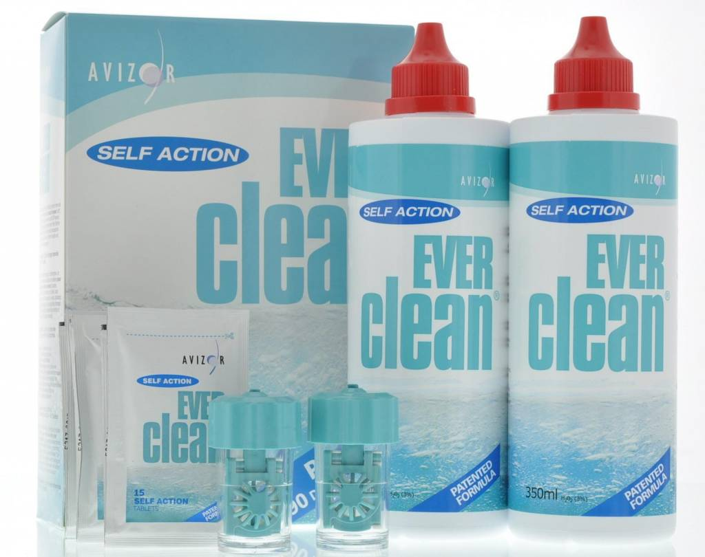 Avizor Everclean 3-Monatspack (2x350ml)