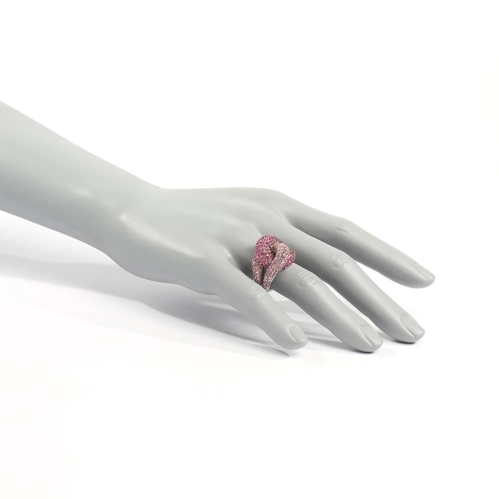 Ring Pompidou pink