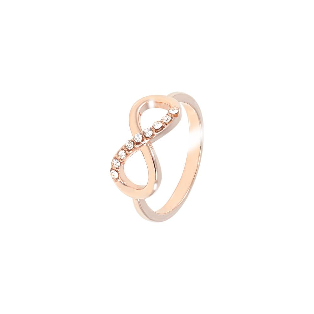 Ring Infinity rosé