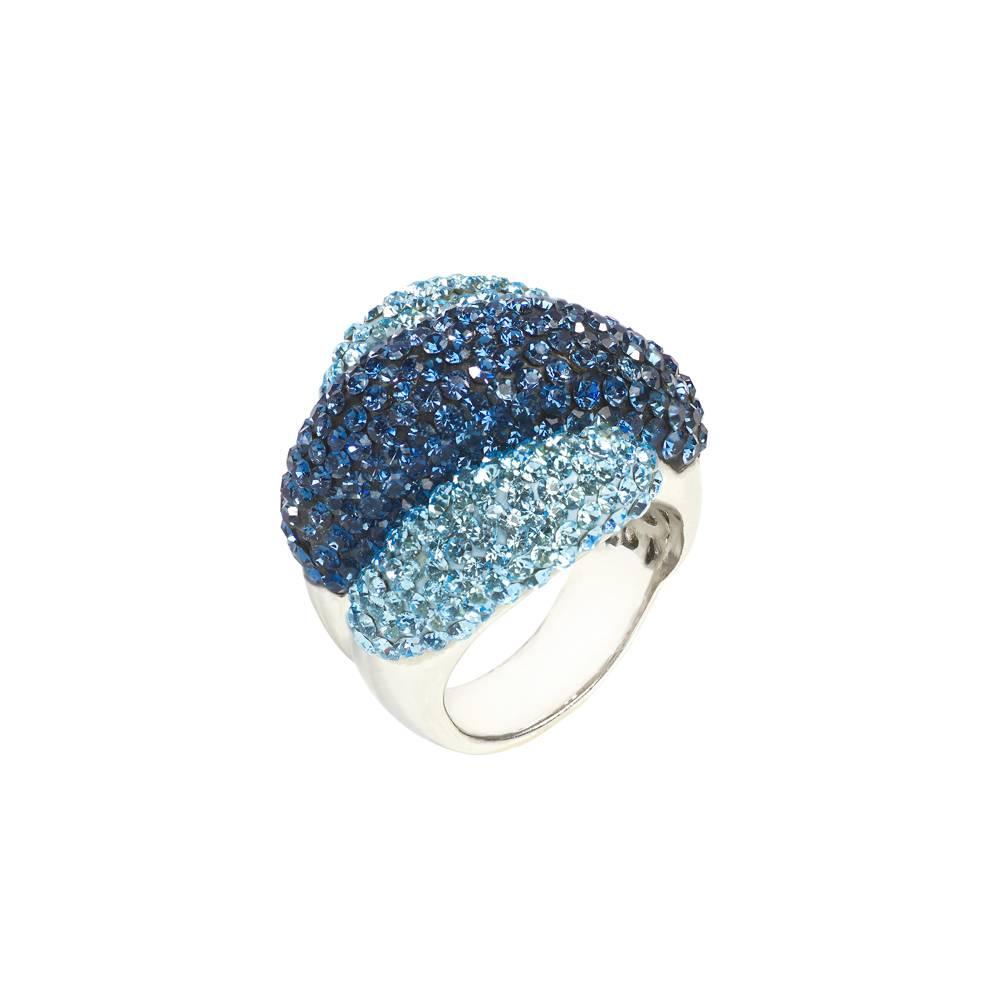 Ring Palazzo blau