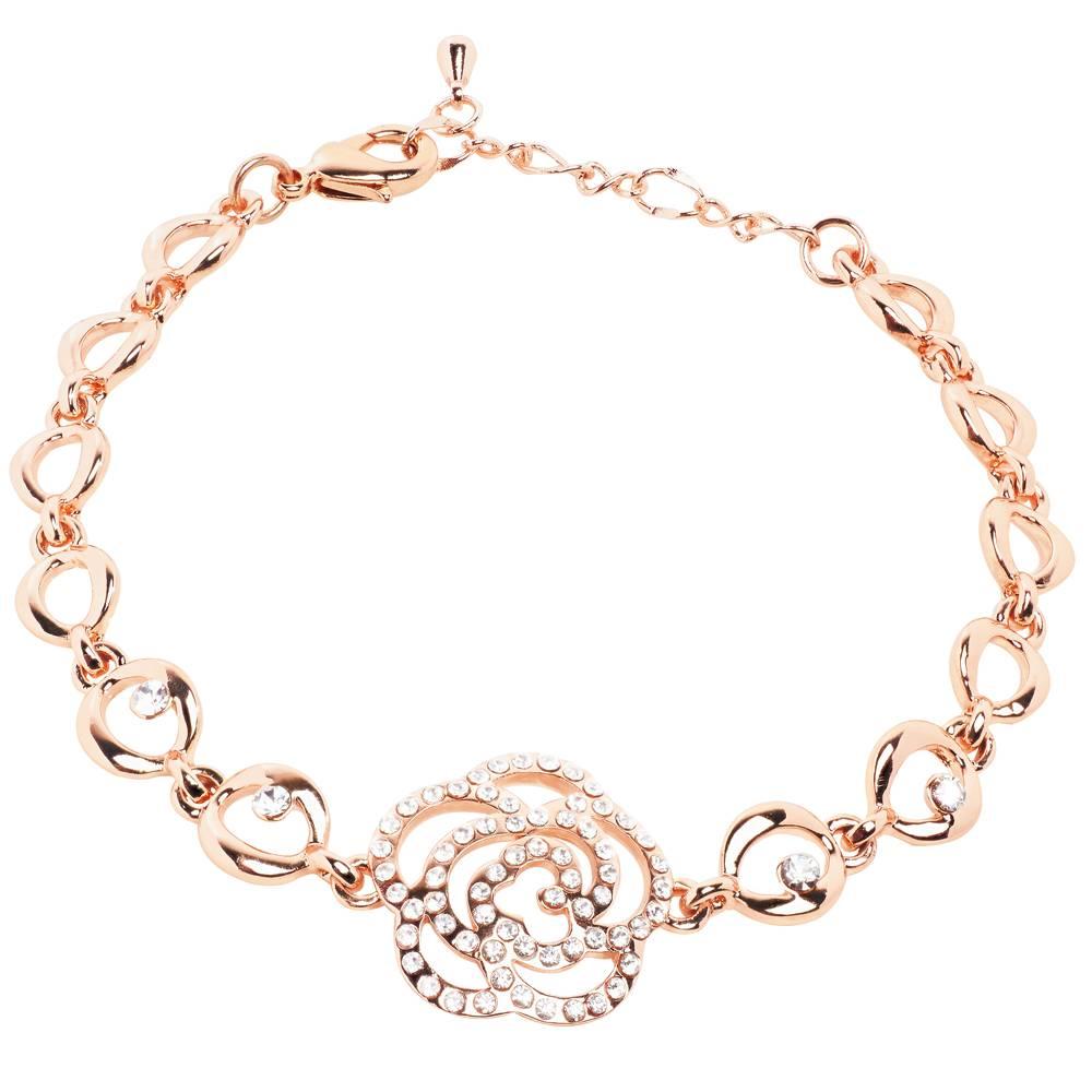 Armband Florina - Rosé vergoldet