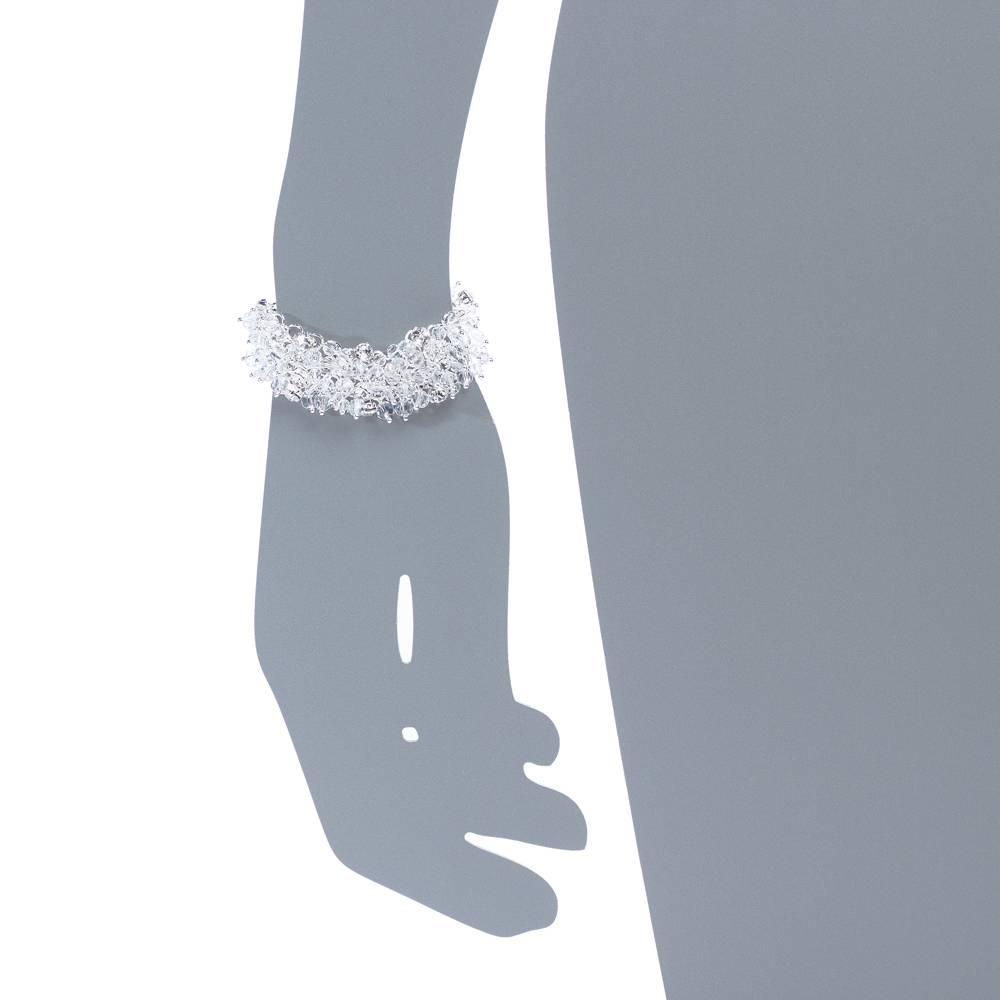 Armband Brazil weiß