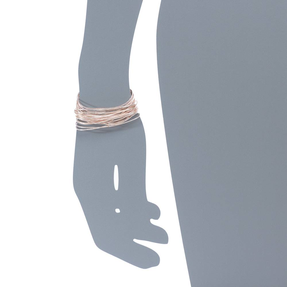 Armband Lagoon - Rosé