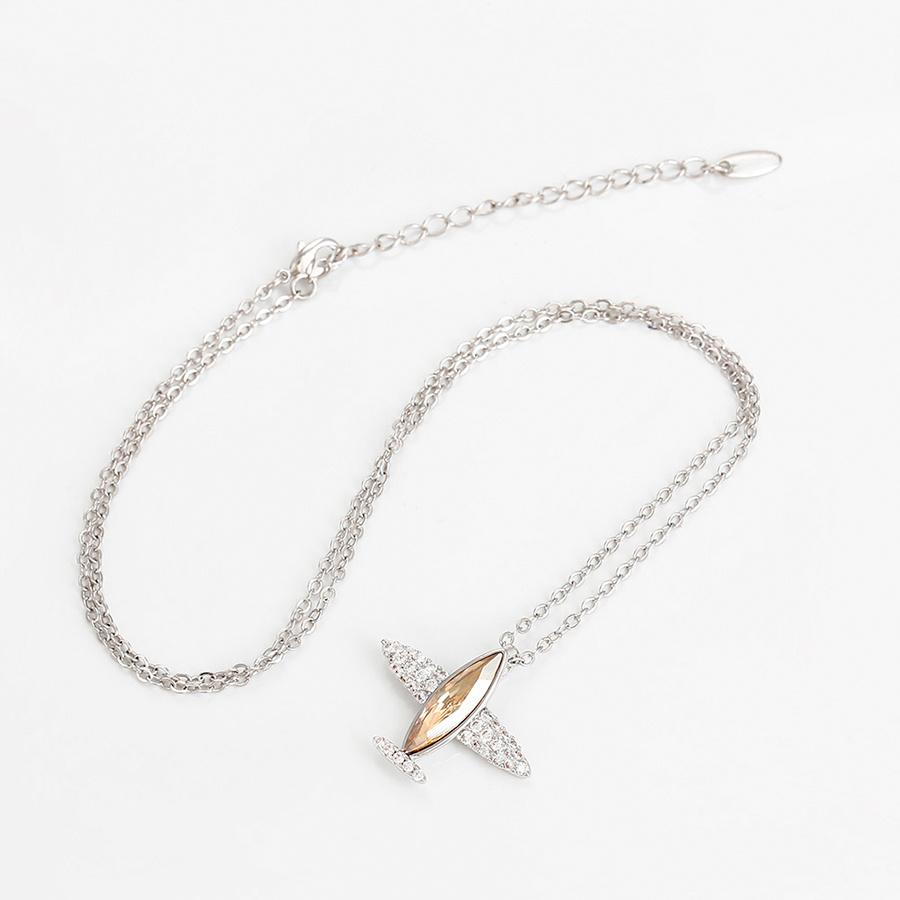 Halskette Volare - golden shadow
