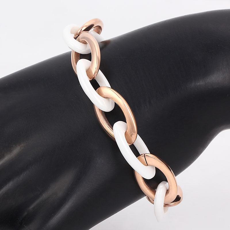 Armband Mandola - weiß