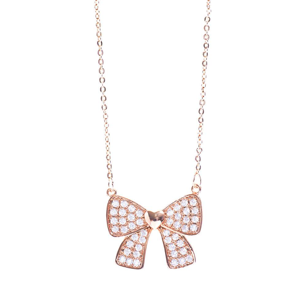 Halskette Jolly - rosé