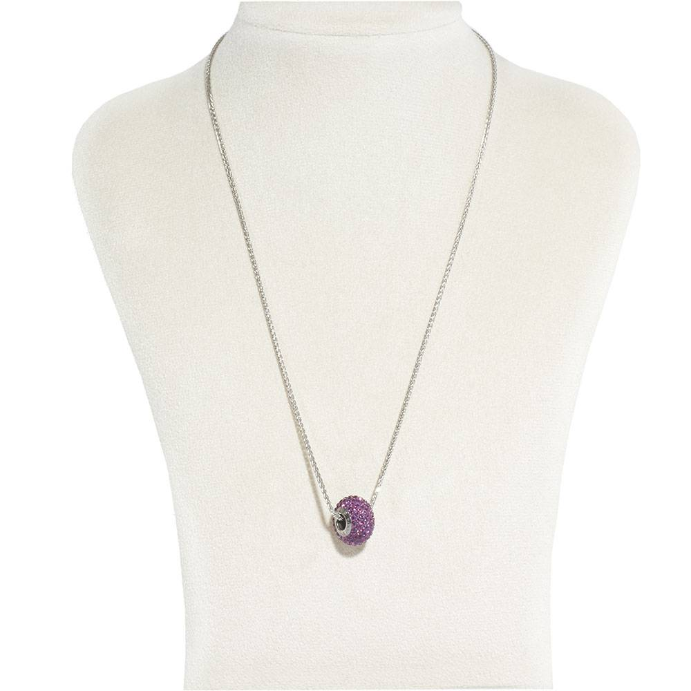 Halskette My Charm, amethyst