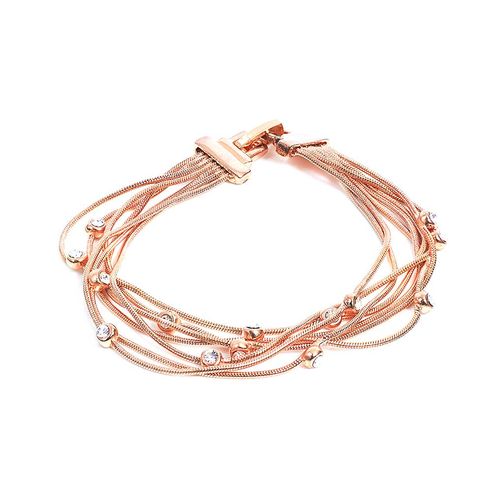 Armband Cordina - rosé