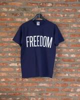 FREEDOM (blue/white)