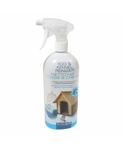 Kooi-en kennel reiniger 950 ml
