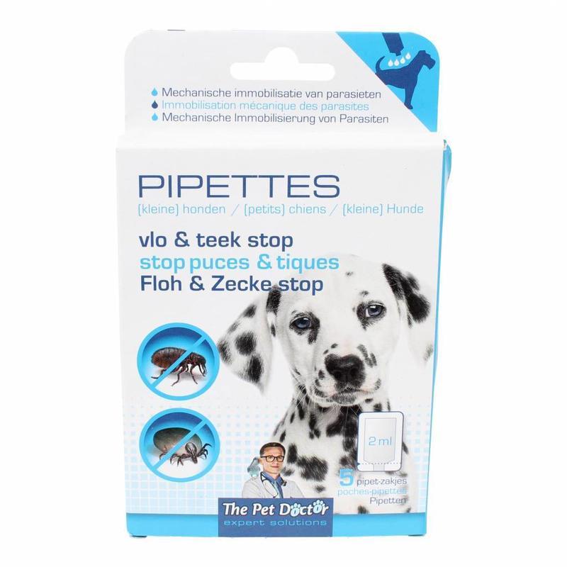 BSI Vlo & teek stop pipettes hond 2 ml
