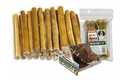 Natuurlijke snacks voor honden